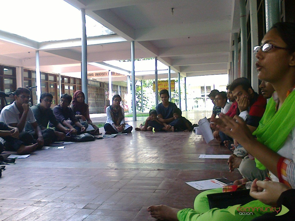 Pre Event Meeting, DU Zone